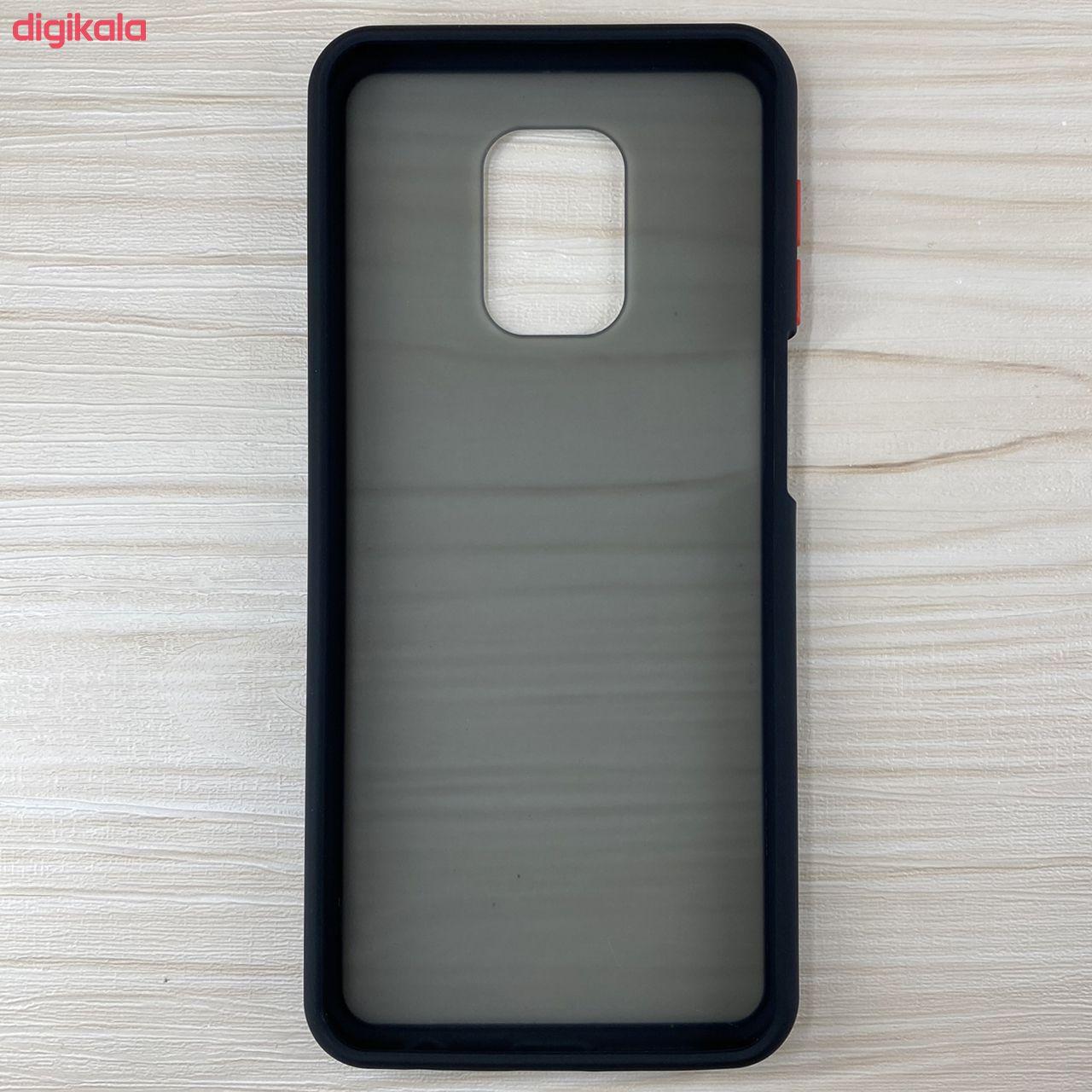 کاور مدل MTT مناسب برای گوشی موبایل شیائومی Redmi Note 9 Pro main 1 9
