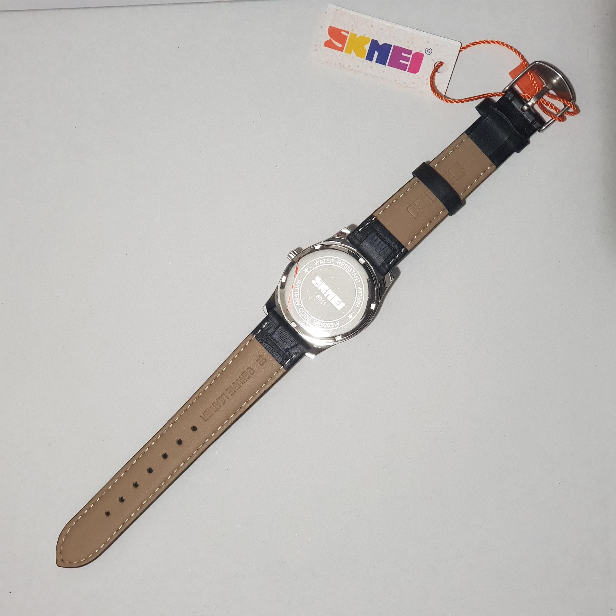 ساعت مچی عقربه ای زنانه اسکمی مدل 6911 کد 01              ارزان