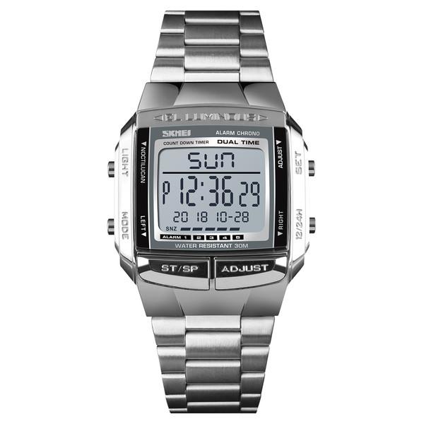 ساعت مچی دیجیتال اسکمی مدل 1381 کد 01