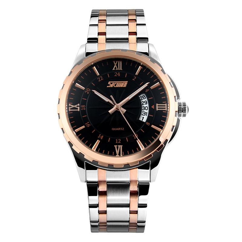 ساعت مچی عقربه ای مردانه اسکمی مدل 9069 کد 07