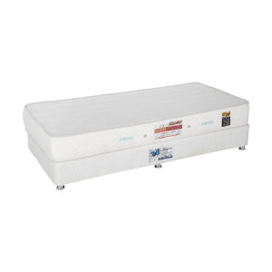 تخت خواب یک نفره آسایش مدل DMB131 سایز 200 × 90 سانتی متر