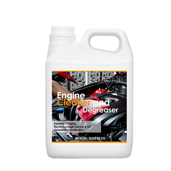 مایع تمیز کننده موتور خودرو نانوزیت کد2990690 حجم 5 لیتر