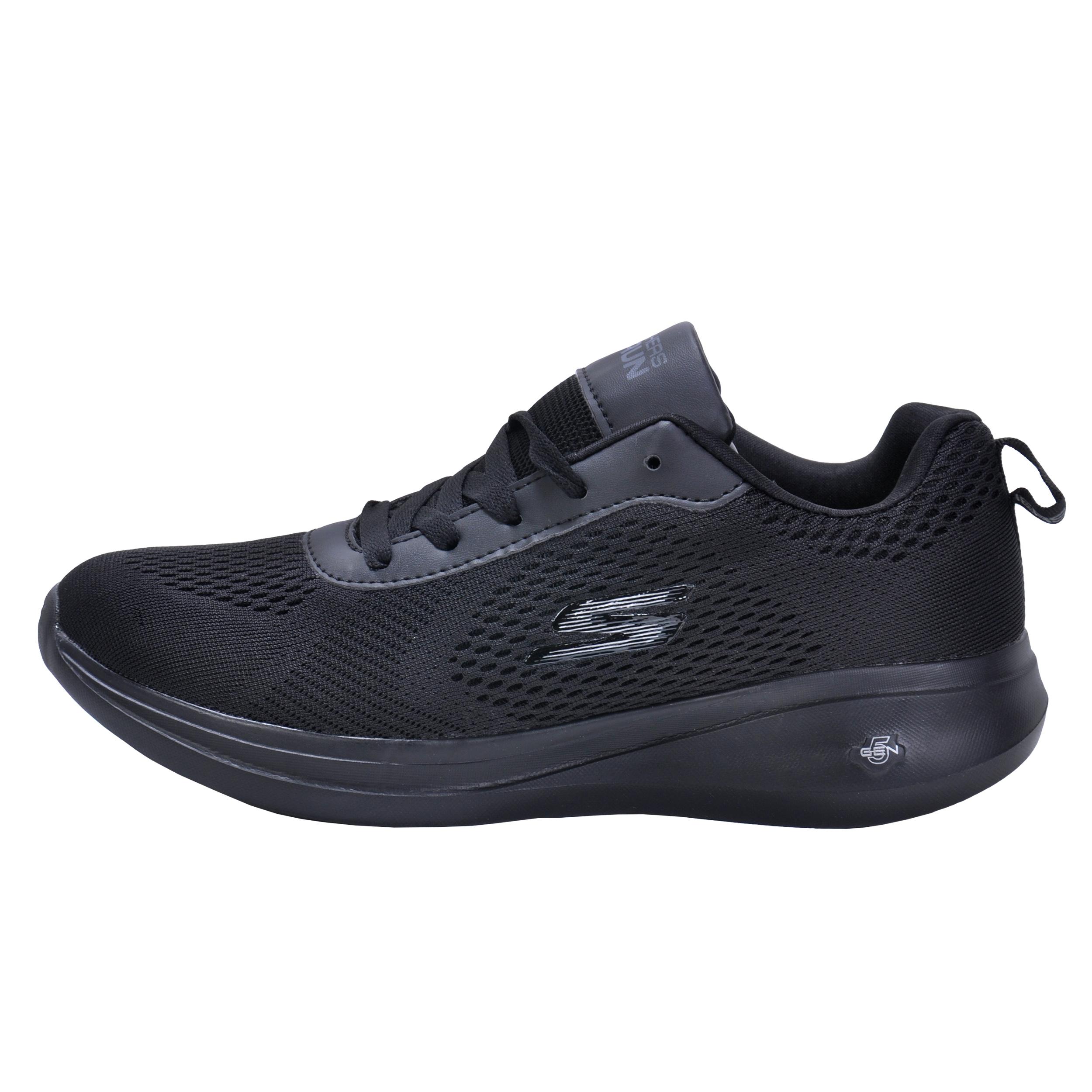 کفش مخصوص پیاده روی مردانه اسکچرز  مدل GOSTEP  کد 7810_BKW