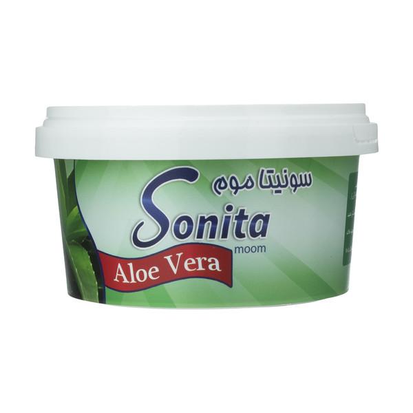 موم موبر سونیتاموم مدل Aloevera وزن 700 گرم