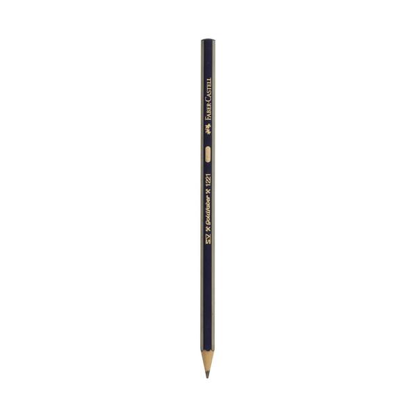 مداد طراحی فابرکاستل مدل گلد فابر کد 122