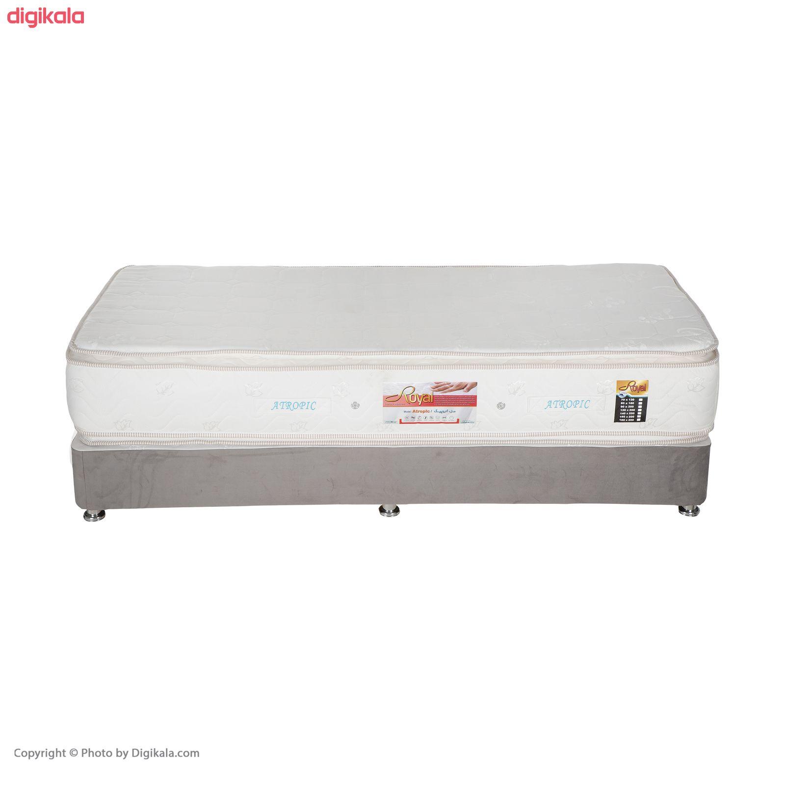تخت خواب یک نفره مدل DMB124 سایز 200 × 90 سانتی متر main 1 1