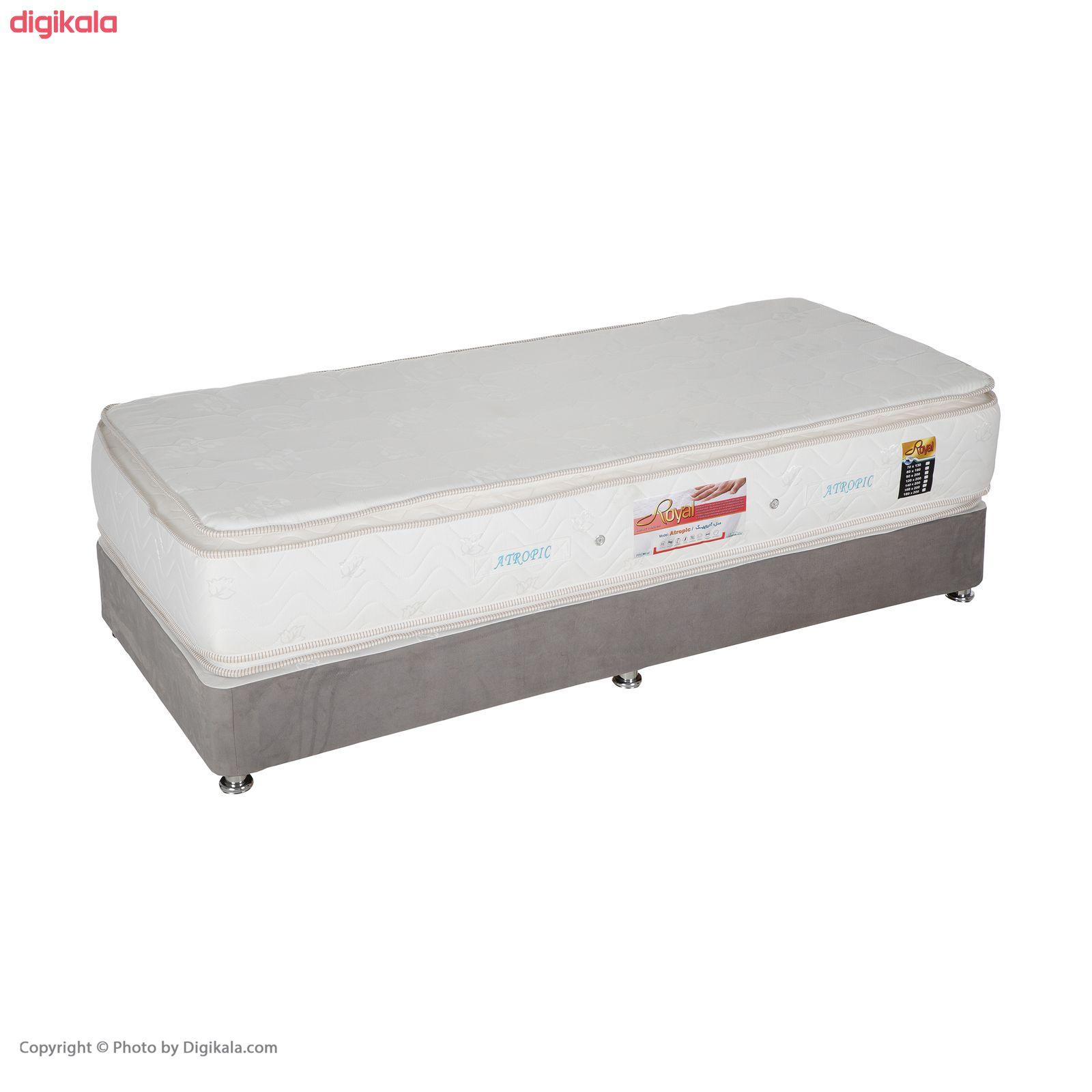 تخت خواب یک نفره مدل DMB124 سایز 200 × 90 سانتی متر main 1 2