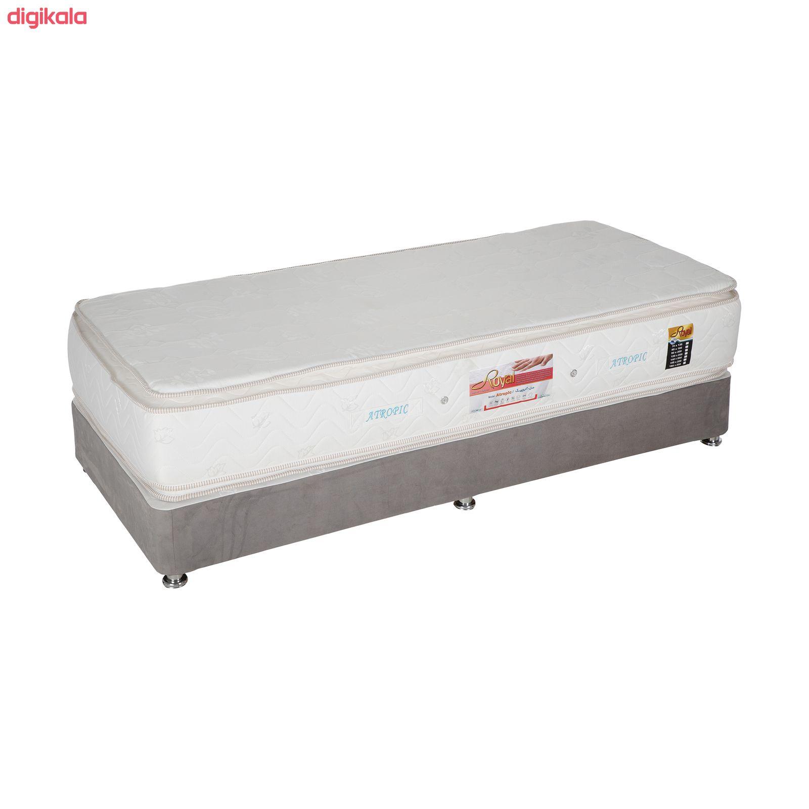 تخت خواب یک نفره مدل DMB124 سایز 200 × 90 سانتی متر main 1 3