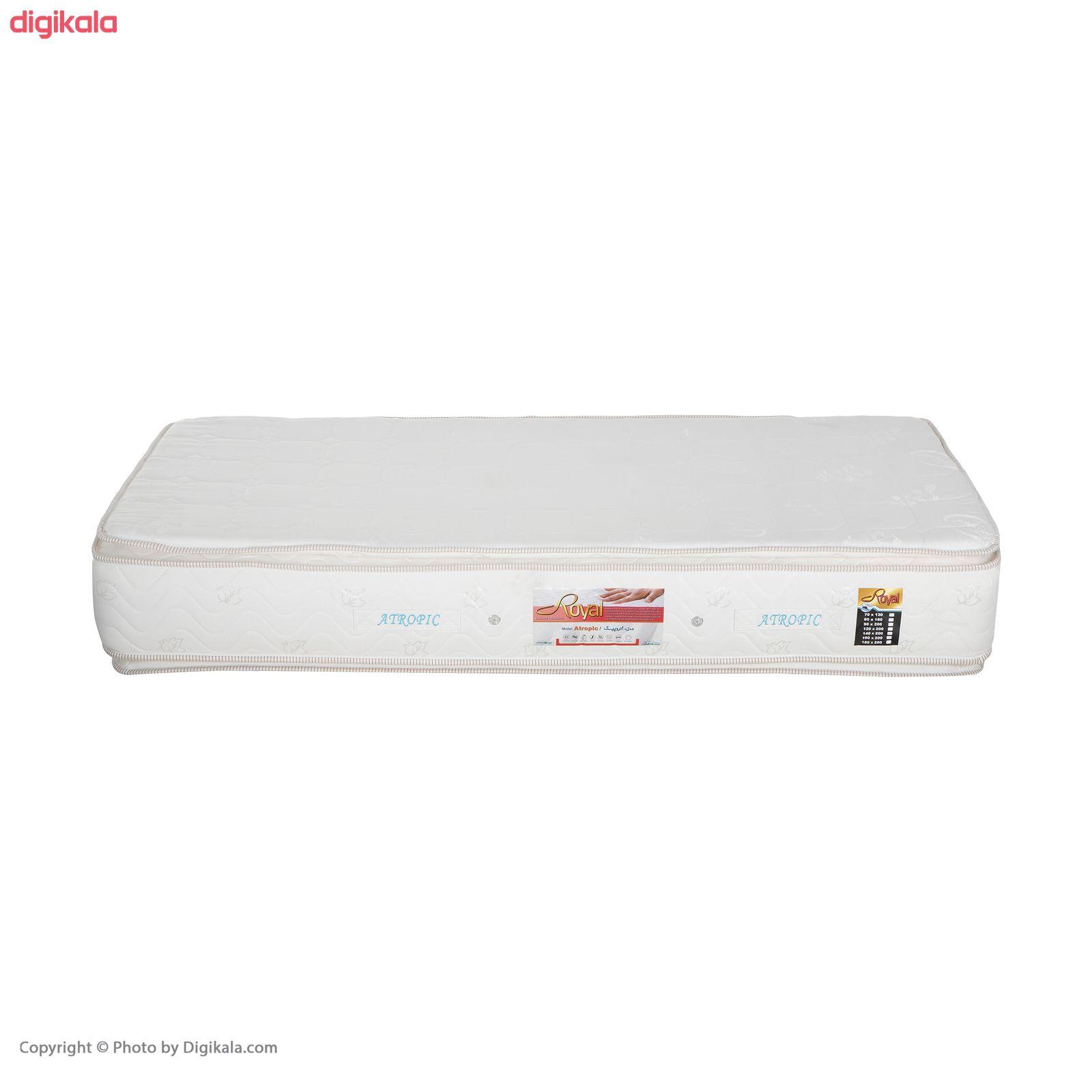 تخت خواب یک نفره مدل DMB124 سایز 200 × 90 سانتی متر main 1 7