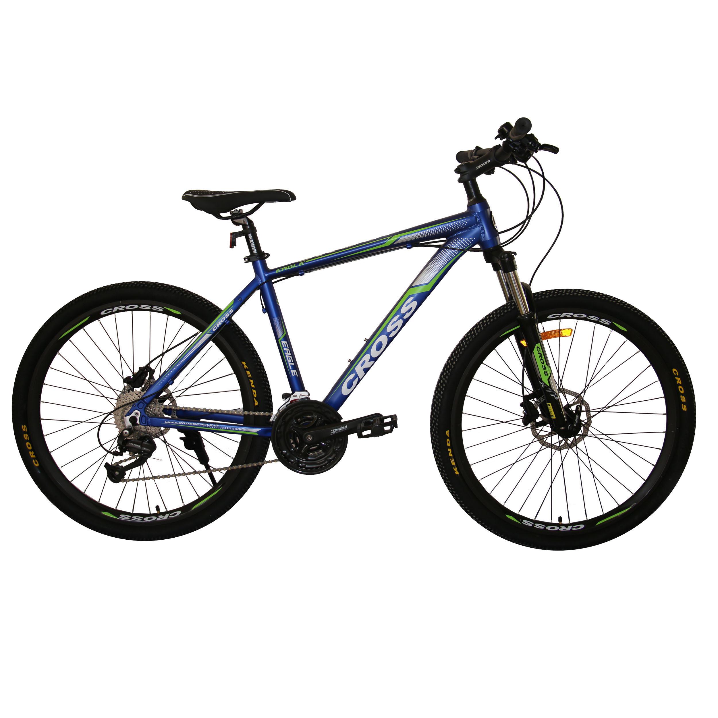 خرید                     دوچرخه کوهستان کراس مدل Eagle سایز 26