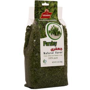 سبزی جعفری خشک تروند - 100 گرم