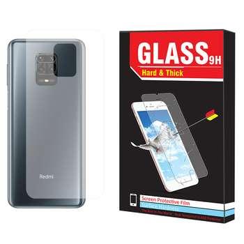 محافظ پشت گوشی Hard and Thick مدل TP-01 مناسب برای گوشی موبایل شیائومی Redmi Note 9 pro