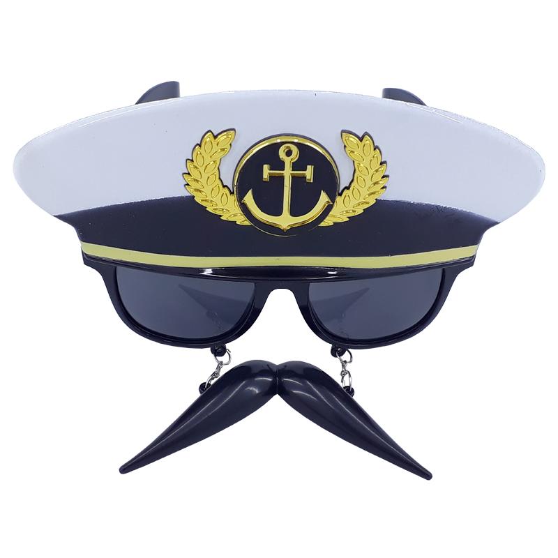 ابزار نمایشی دنیای سرگرمی های کمیاب طرح عینک ملوانی مدل DSK1807