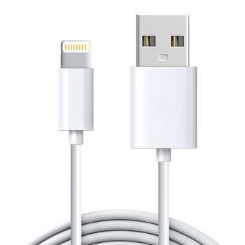 کابل تبدیل USB به لایتنینگ مدل MEM-105 طول 1 متر