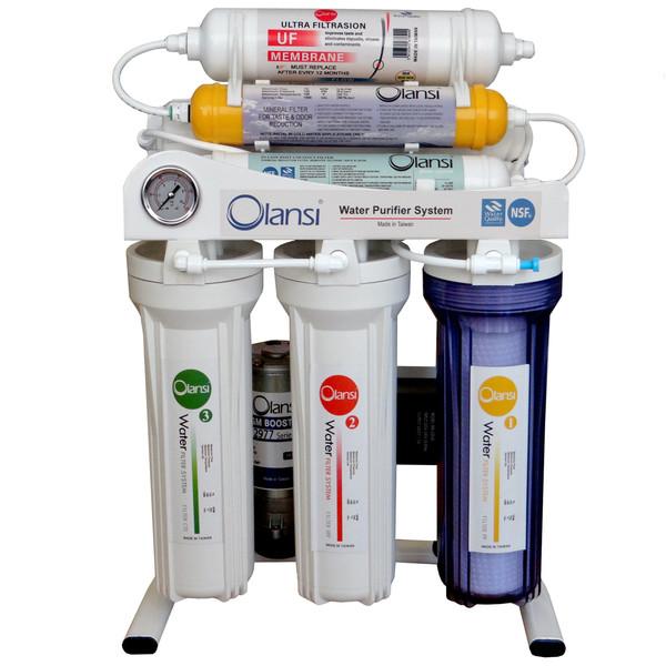 دستگاه تصفیه کننده آب اولانسی  مدل REVERSE OSMOSIS AT7200