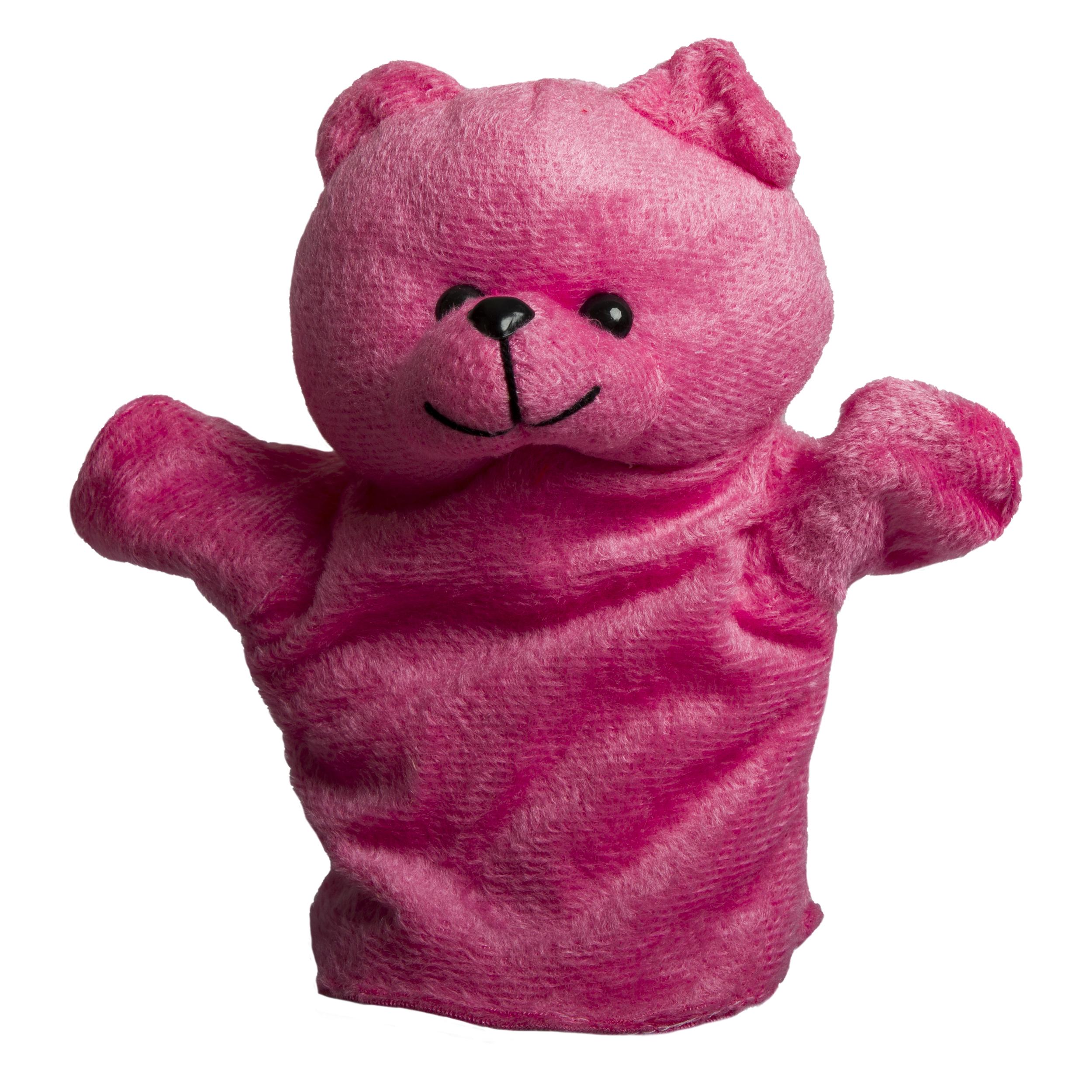 عروسک نمایشی طرح خرس مدل 1321