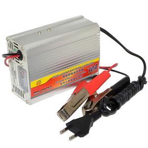 شارژر باتری خودرو جی اچ کا مدل MA-12v10A