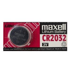 باتری سکه ای مکسل مدل CR 2032