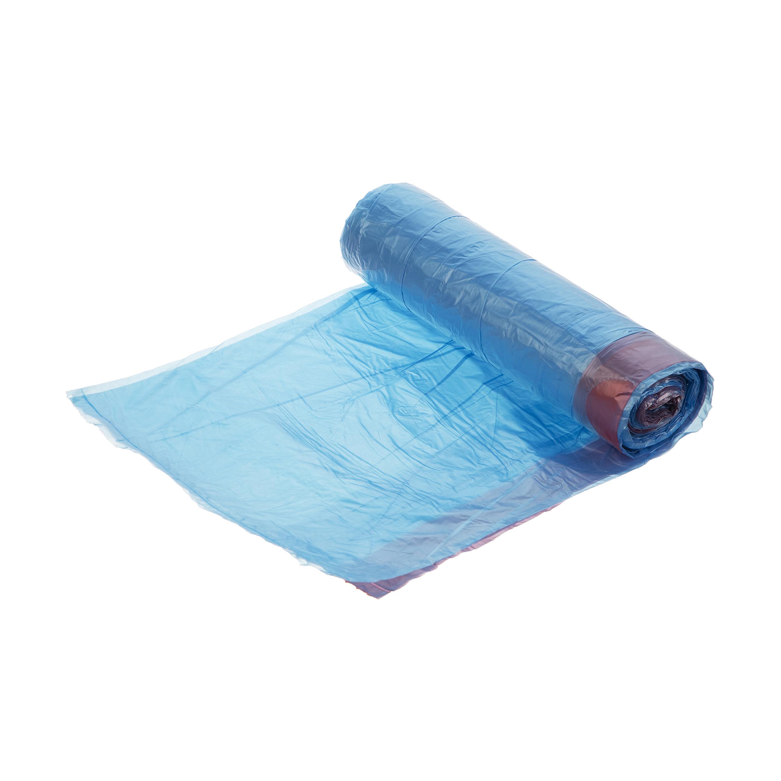 کیسه زباله هوم پلاس کد 5130280 رول 15 عددی
