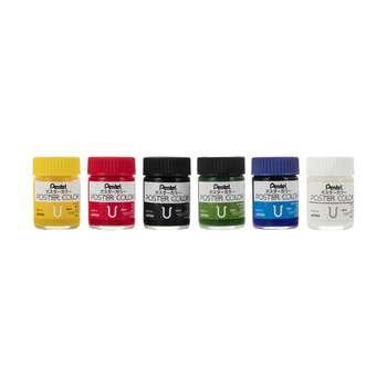 گواش 6 رنگ پنتل مدل sap