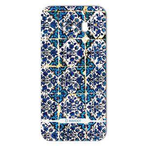 برچسب پوششی ماهوت مدل Traditional-tile Design مناسب برای گوشی  Samsung S8 Plus