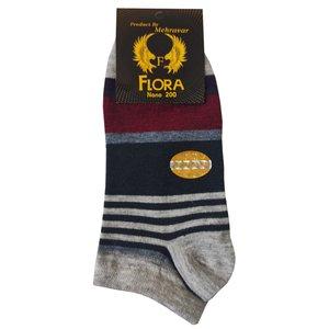جوراب پسرانه فلورا کد F31