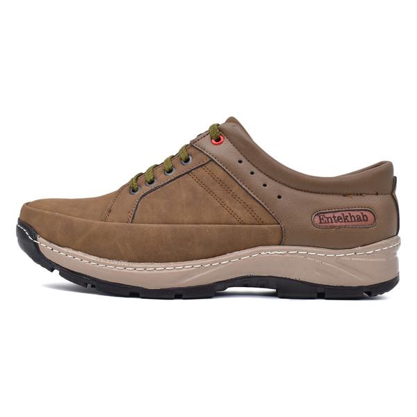 کفش روزمره مردانه انتخاب مدل الیور کد 7338