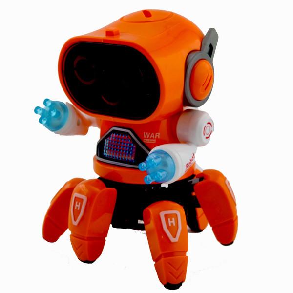 ربات طرح هشت پا مدل BOT ROBOT