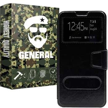 کیف کلاسوری ژنرال مدل J20 مناسب برای گوشی موبایل سامسونگ Galaxy A70/ A70S