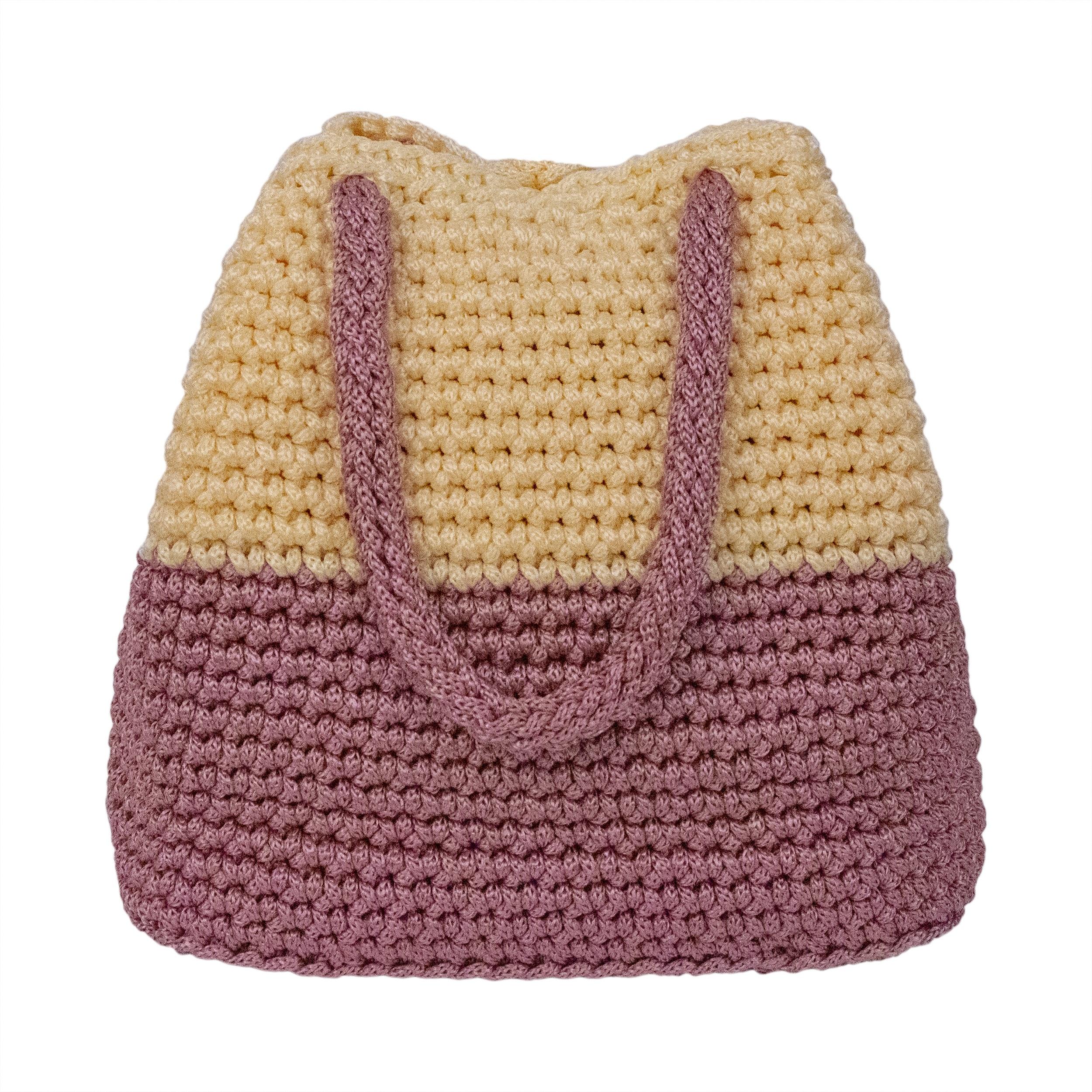 خرید                      کیف بافتنی کد so0ke