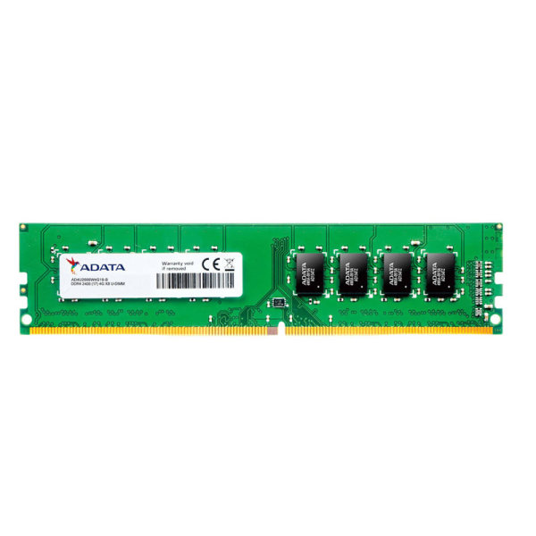 رم دسکتاپ DDR4 تک کاناله 2400 مگاهرتز CL7 ای دیتا مدل AD4U ظرفیت 8 گیگابایت