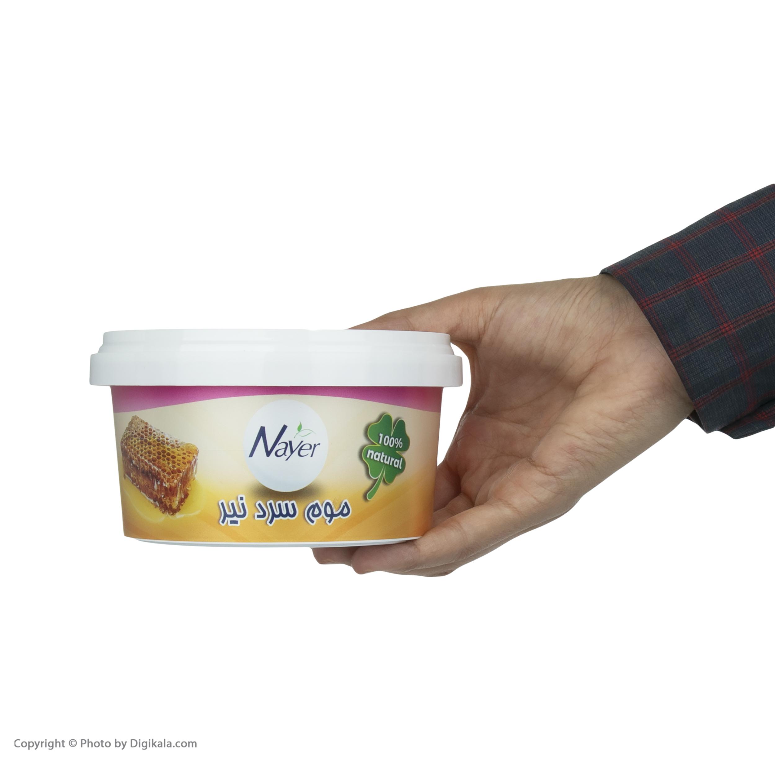 موم موبر نیر مدل Honey وزن 700 گرم main 1 3