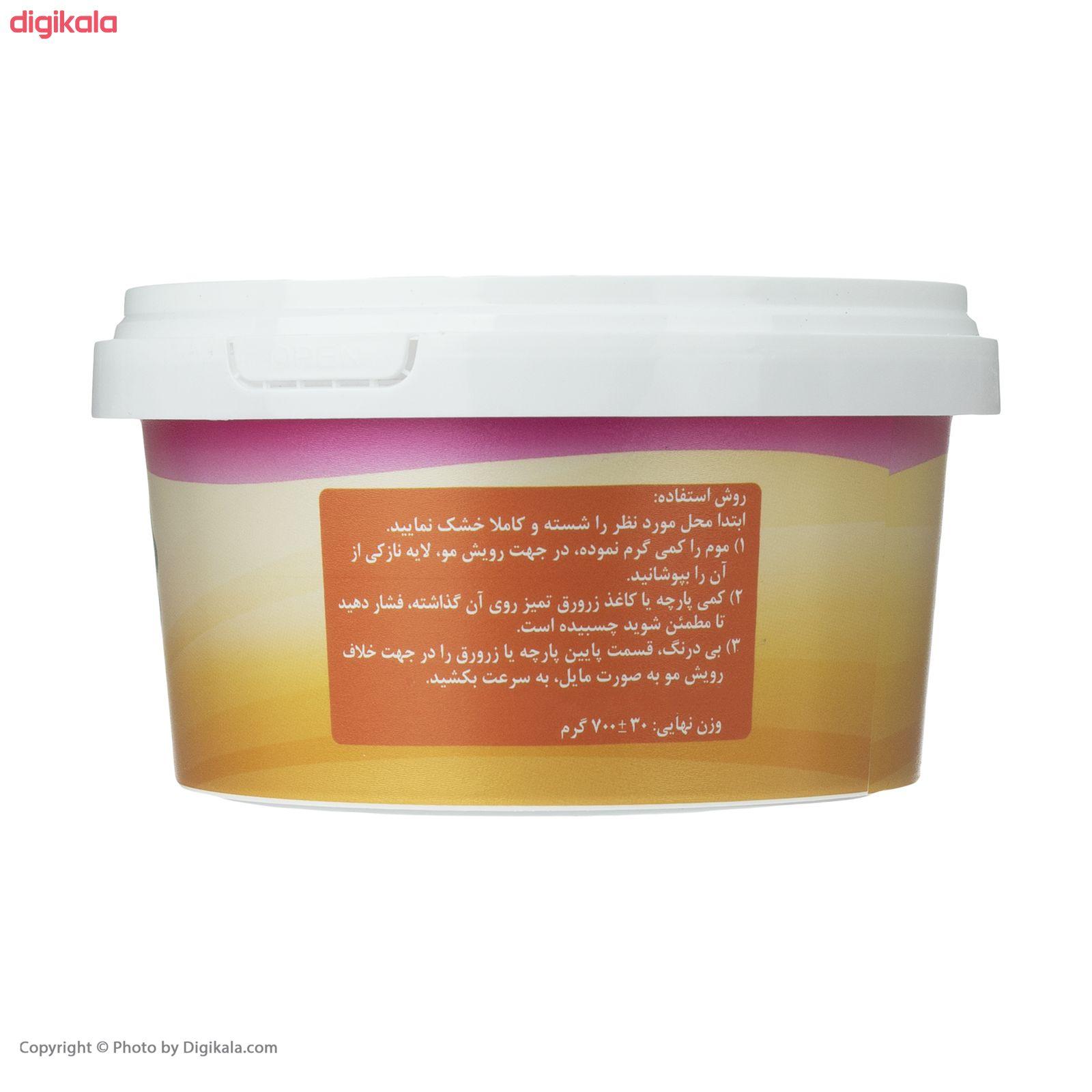 موم موبر نیر مدل Honey وزن 700 گرم main 1 4
