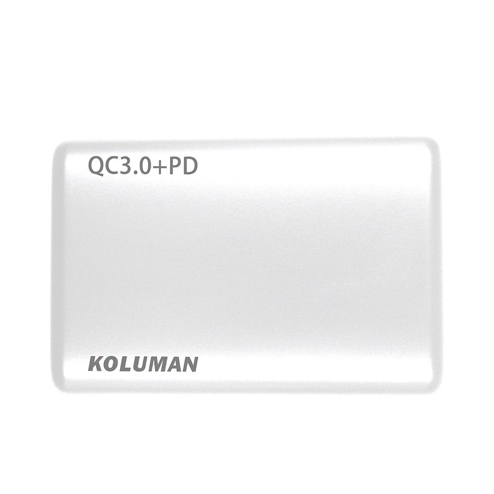 شارژر همراه کلومن مدل KP-300 ظرفیت 10000 میلی آمپر ساعت