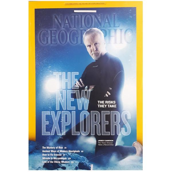 مجله نشنال جئوگرافیک ژوئن 2013