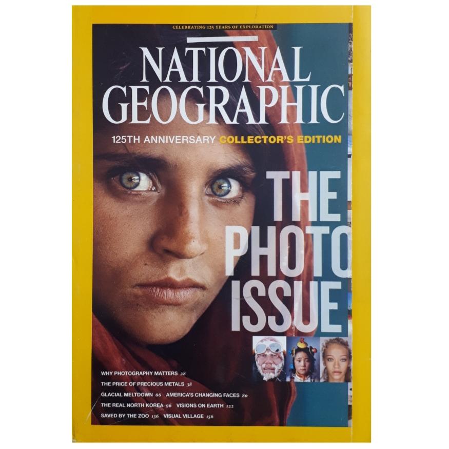 مجله نشنال جئوگرافیک اكتبر 2013