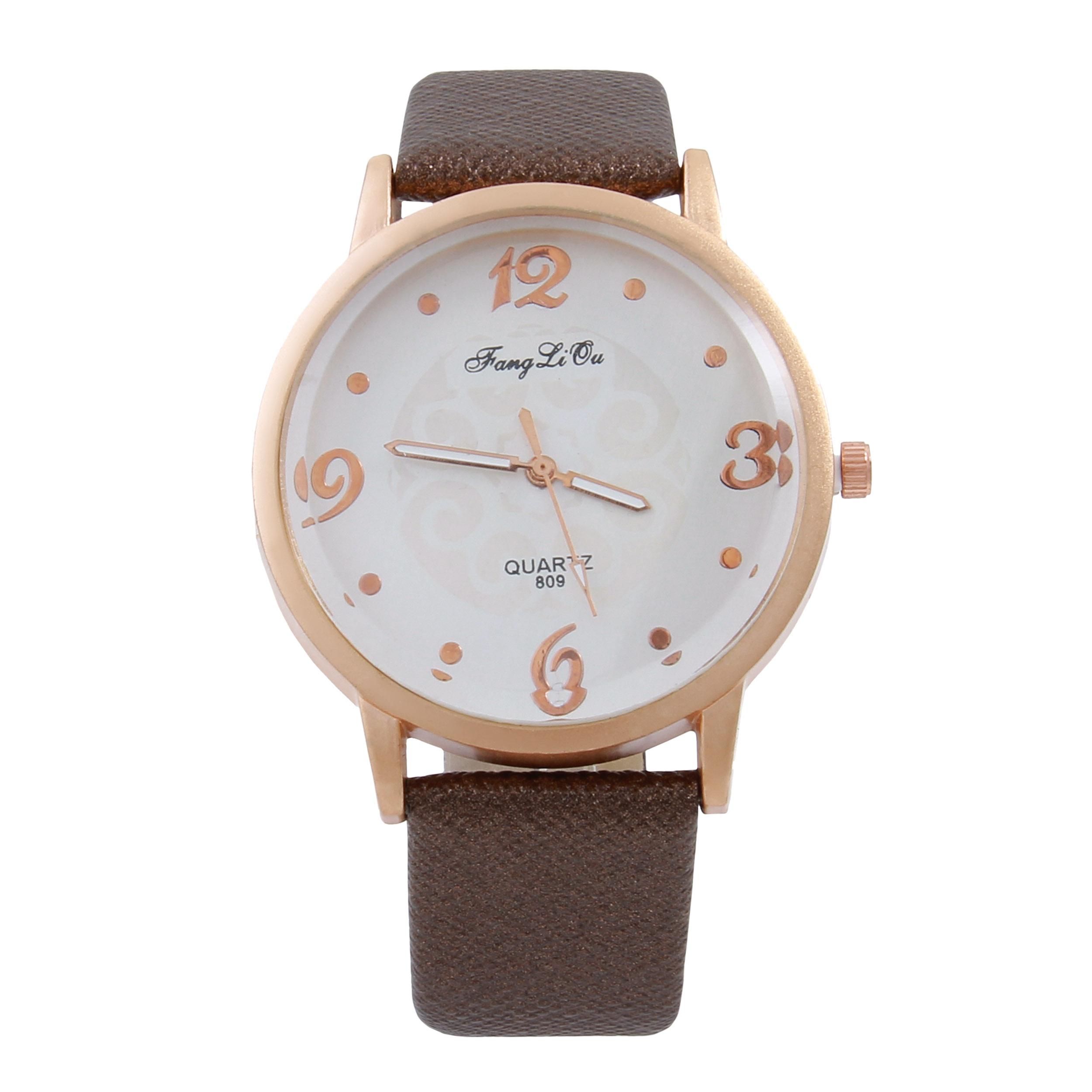 ساعت مچی عقربه ای زنانه کد WHW-075              خرید (⭐️⭐️⭐️)