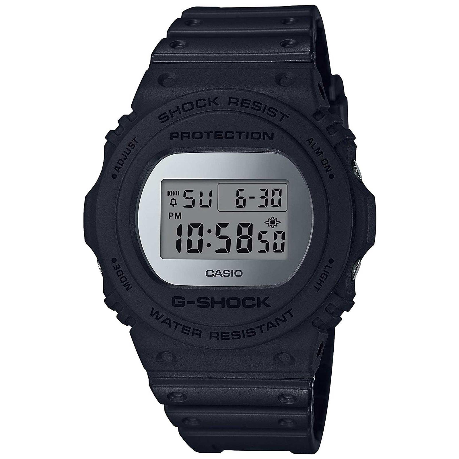 ساعت مچی دیجیتال مردانه کاسیو مدل DW-5700BBMA-1DR -  - 2
