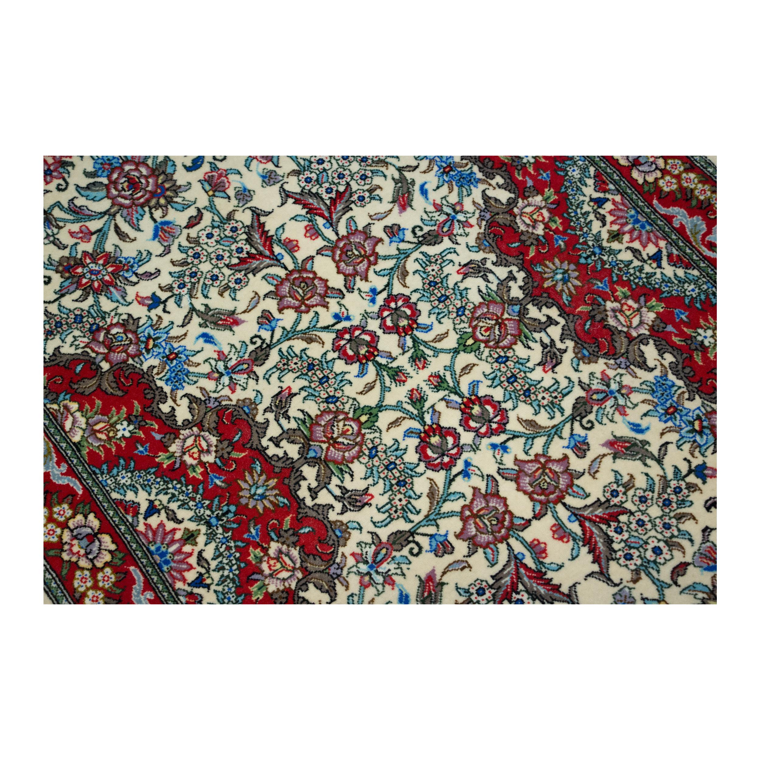 فرش دستباف یک متری کد dg20