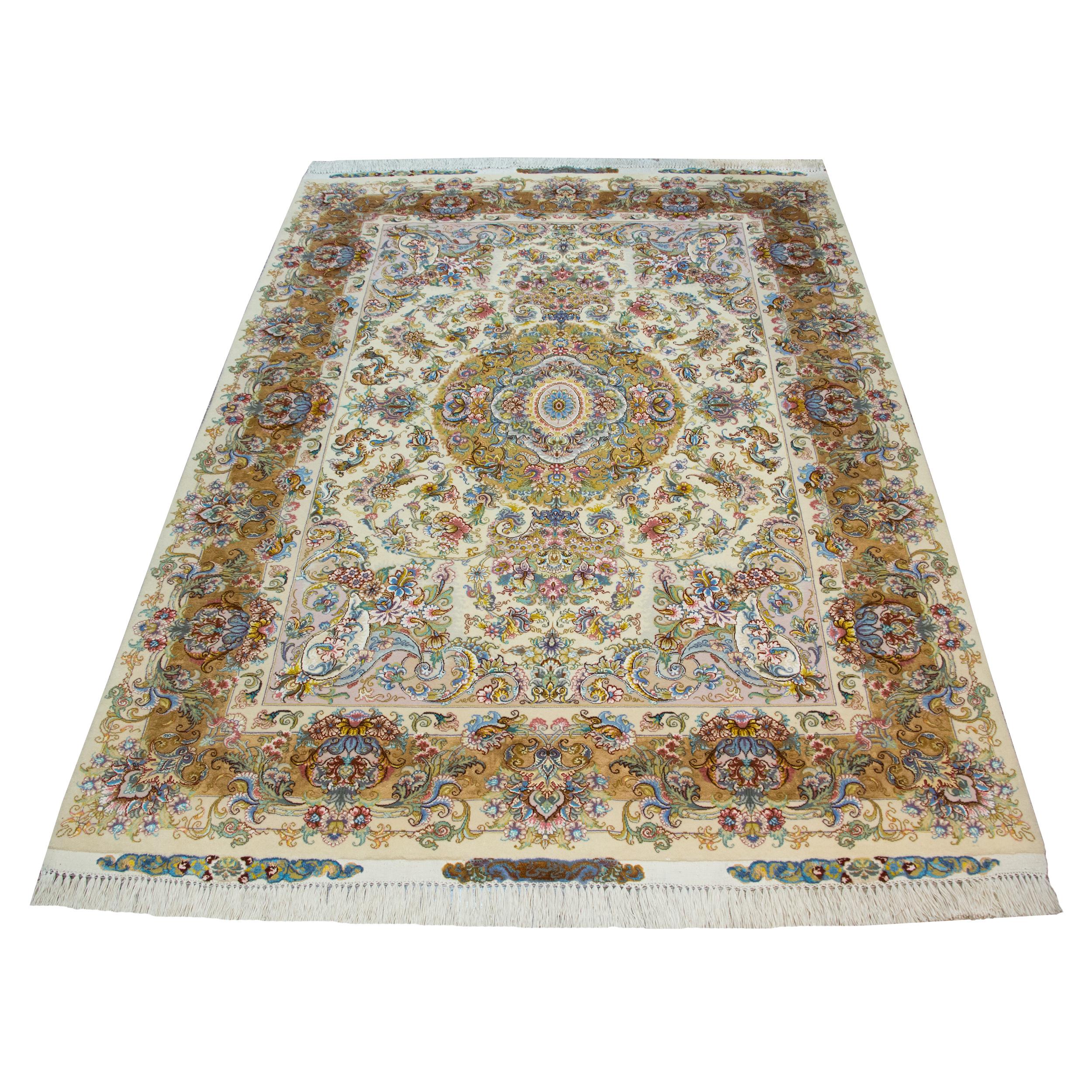 فرش دستباف سه متری کد dg22