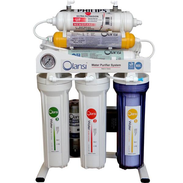 دستگاه  تصفیه کننده آب  اولانسی مدل REVERSE OSMOSIS AT7800