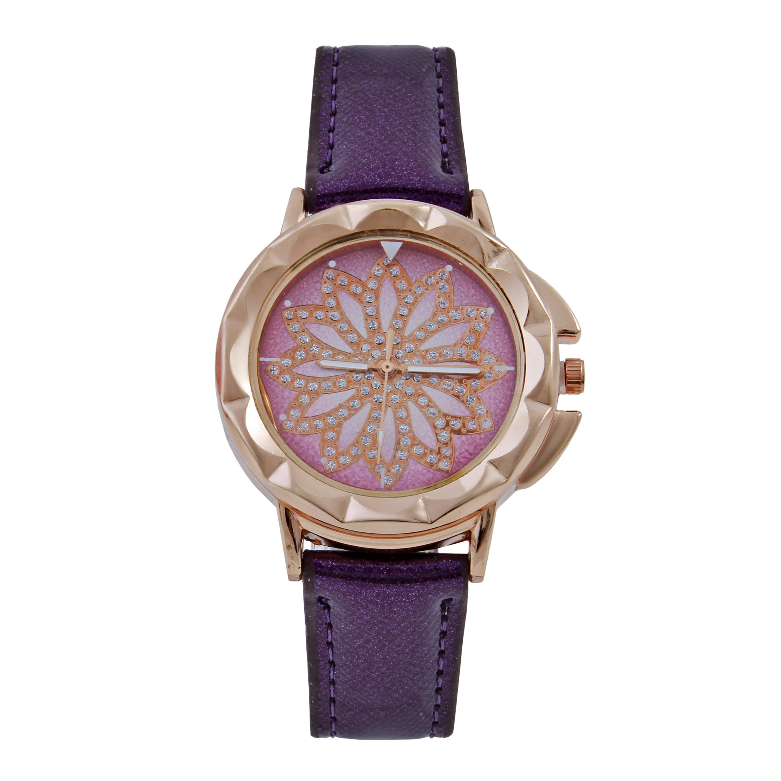 ساعت مچی عقربه ای زنانه کد WHW-086              خرید (⭐️⭐️⭐️)