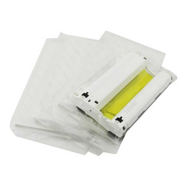 ریبون کانن مدل 001 به همراه 54 عدد کاغذ مناسب برای پرینتر CP1200