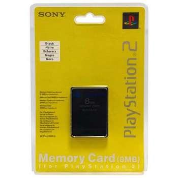 کارت حافظه پلی استیشن 2  ظرفیت 8 مگابایت