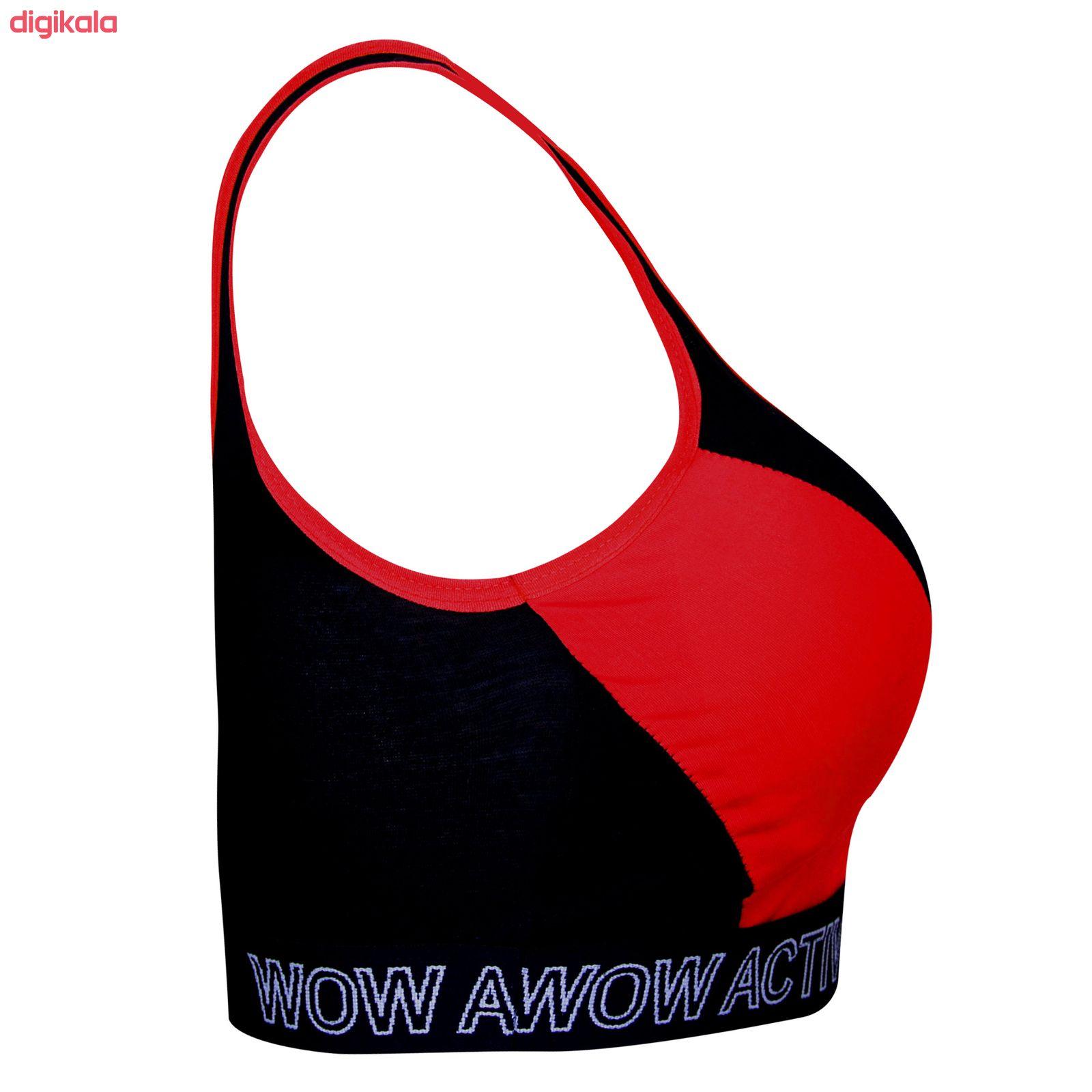 نیم تنه ورزشی زنانه ماییلدا کد 3411-6 main 1 3