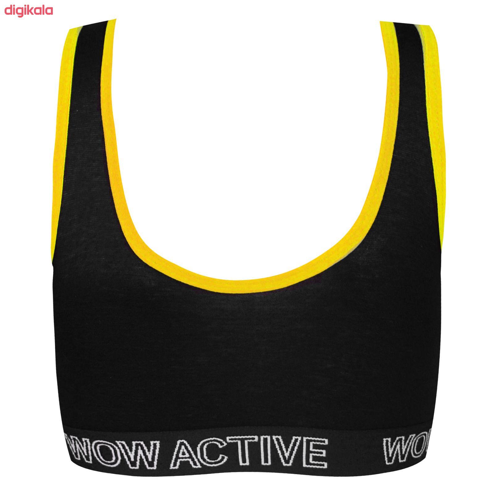 نیم تنه ورزشی زنانه ماییلدا کد 3411-3 main 1 3