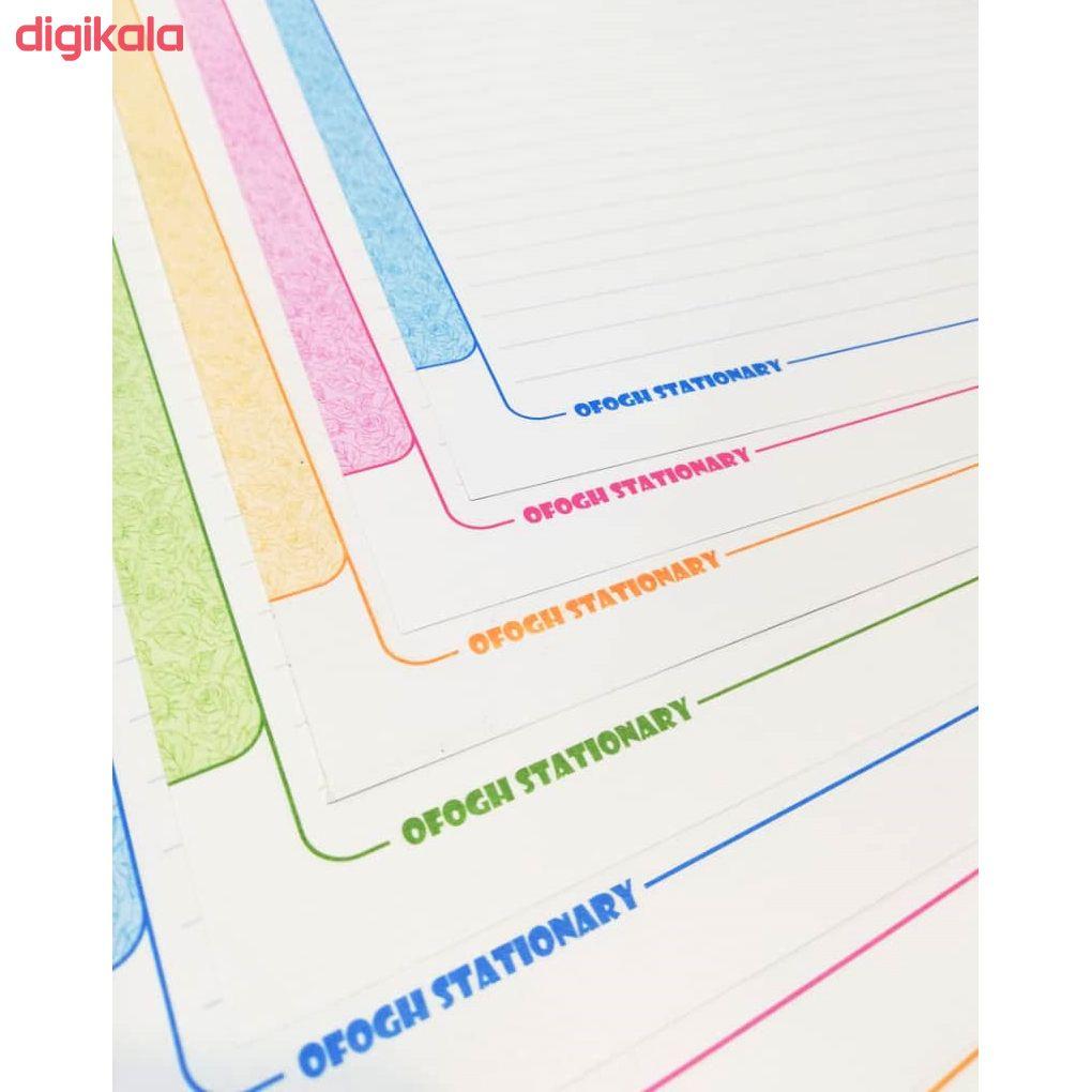 کاغذ A4 افق مدل چهار فصل بسته 100 عددی main 1 8