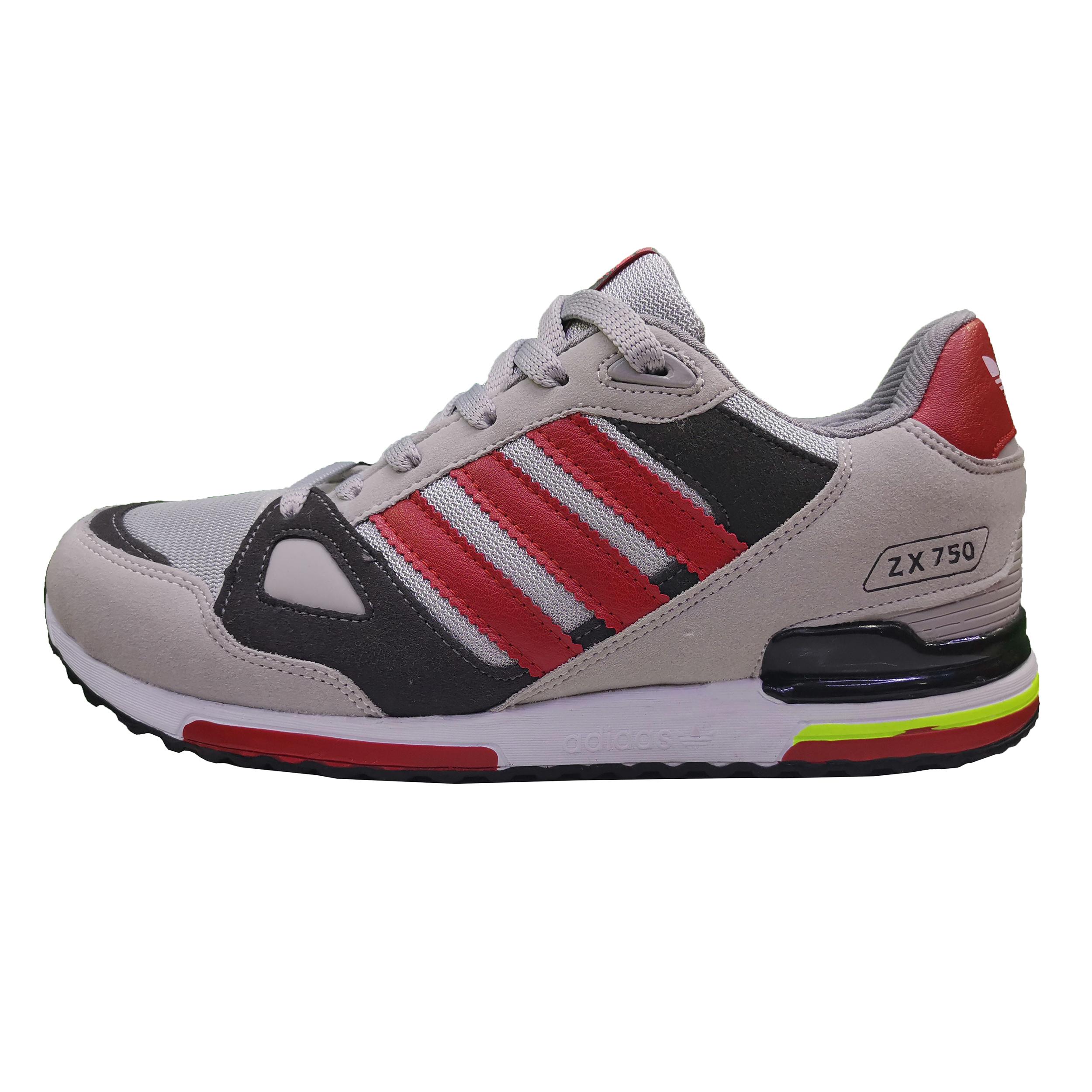 خرید                      کفش راحتی مردانه مدل zx 750 کد R1              👟