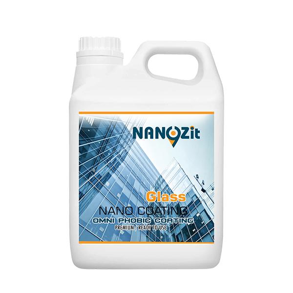مایع آب گریز شیشه خودرو نانوزیت کد 2998831 حجم 5 لیتر