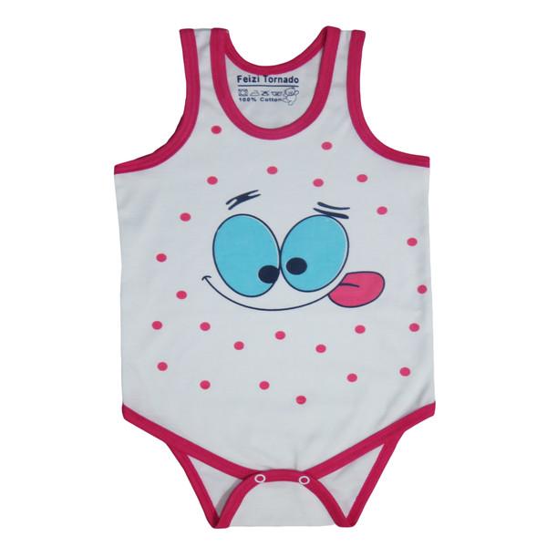 بادی نوزادی دخترانه کد 103